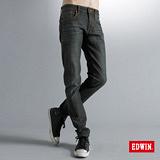 EDWIN 原創堅持 W-F ZERO窄直筒保溫褲-男款(原藍磨)