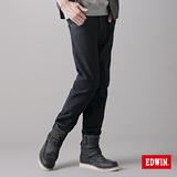 EDWIN 大尺碼 W.F PREMIuM中直筒保溫褲-男款(原藍色)