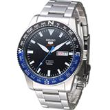 SEIKO Sports 冒險家機械腕錶 4R36-04B0D SRP659J1