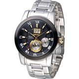 SEIKO Premier 諾瓦克 ·喬科維奇獨家特別版腕錶 7D56-0AB0E SNP129J1