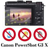 D&A Canon PowerShot G3 X 相機專用日本原膜5H螢幕保護貼(NEW AS玻璃奈米)