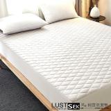 LUST寢具【SEK棉質保潔墊】雙人5X6.2呎-可水洗