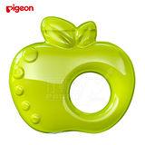 日本《Pigeon貝親》冰涼固齒器(蘋果)
