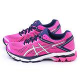 Asics 女款 GT-1000 4 高支撐型輕量慢跑鞋T5A7N-3593-桃