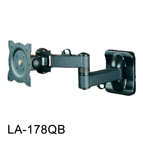 順雷 SPEEDCOM LA-178QB 壁掛式液晶螢幕支架/雙節旋臂 適用15吋至24吋