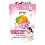 橘子工坊竹炭天然洗衣精補充包1800ml
