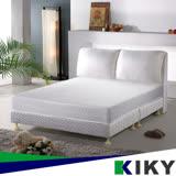 【KIKY】布達佩斯高碳鋼彈簧床墊雙人加大6尺