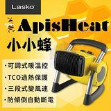 美國Lasko ApisHeat小小蜂 多功能渦輪循環暖氣流陶瓷電暖器 5919TW送飛利浦情調燈