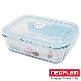 韓國Neoflam-玻璃保鮮盒-長方形1L