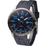 東方錶 ORIENT 明日之星時尚腕錶 FUNG3006B
