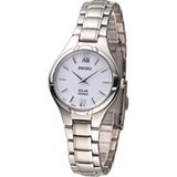 SEIKO CS系列 粉領輕盈時尚腕錶 V115-0BL0S SUP277P1