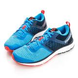 REEBOK (男)慢跑鞋-藍-V66340
