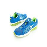DIADORA (男)慢跑鞋-藍-DA5AMR2816