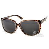 agnes b.太陽眼鏡 時髦百搭款(琥珀棕) #AB2823 DT
