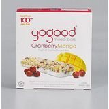 yogood 優纖活力棒-優格/蔓越莓/芒果 138公克/盒