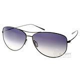 OLIVER PEOPLES太陽眼鏡 安潔莉娜裘莉配戴款(黑) #STRUMMER-F 5158