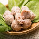 《極鮮配》芋角鮮肉丸(200g±10%/包)
