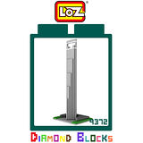 LOZ 鑽石積木 9372 上海金融中心 建築系列 腦力激盪 益智玩具