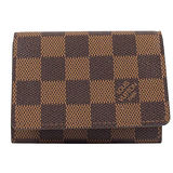 Louis Vuitton LV N62920《人氣款》Damier 棋盤格紋名片夾 預購