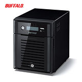 Buffalo 企業級 TeraStation 5400 NAS 網路伺服器 TS5400DN0804-WR (8TB)