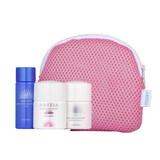 安耐曬隨身瓶 (美白高效防曬露12ml、臉部溫和防曬露12ml、全能潔膚油20ml)