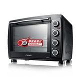 【送聲寶食物料裡秤】CHIMEI奇美 35L雙溫控專業級旋風電烤箱 EV-35P1ST