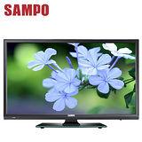 SAMPO聲寶24吋Full HD LED超薄液晶顯示器+視訊盒(EM-24CK20D)送Kamill卡蜜兒德國洋甘菊護手霜(3ml*6/盒)