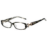 高鼻墊系列!GUCCI-時尚光學眼鏡 (大理石灰色)