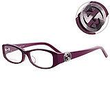 日本廠高鼻墊系列!GUCCI-時尚光學眼鏡GG9070J (桃紅/黑2色)