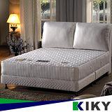 【KIKY】二代英式五星級飯店指定款獨立筒單人床墊3尺
