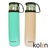 歌林Kolin 304不鏽鋼真空保溫杯500ml(KPJ-SH06G)顏色隨機