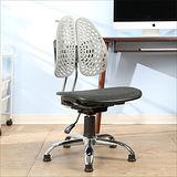BuyJM 比爾固定式鐵腳護脊工學電腦椅/健康椅