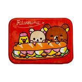 拉拉熊漢堡踏墊-紅色(65*45cm)