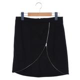 【Jessica】魅力設計款短裙-黑