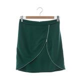 【Jessica】魅力設計款短裙-綠