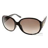 GUCCI太陽眼鏡 限量復古皮革款(黑-咖啡) #GG3623KS COKHA