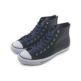 (U系列)CONVERSE Chuck Taylor All Star Dual Zip 帆布鞋 黑/靛藍-150708C