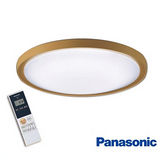 國際牌 LED 41W 仿原木金色邊框 遙控 吸頂燈 HH-LAZ404209