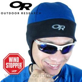 【美國 Outdoor Research】OR WindStopper Peruvian Hat 羽量級防風透氣護耳帽(防潑水).排汗帽.保暖帽.登山.自行車.重機.滑雪 (藍) 83155
