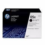 HP CE505X 原廠黑色碳粉匣*2入