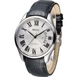 美度錶 MIDO Belluna II 80小時動力儲機械腕錶 M0244071603300