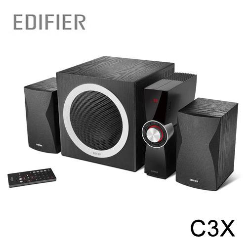 Edifier 漫步者 C3X 2.1聲道多件式喇叭
