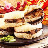 樂活e棧-鮮饌六福米漢堡(6顆/包,共3包)