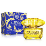 Versace 凡賽斯黃鑽女性淡香精(50ml)-送沐浴凝露