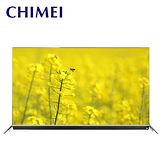 CHIMEI奇美 55吋4K廣色域超薄美型智慧聯網顯示器+視訊盒(TL-55W760)送安裝+送惠而浦吸塵器