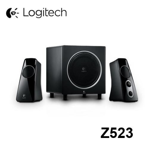 羅技 Logitech Z523 2.1聲道喇叭