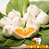 【極鮮配】黃金魚包蛋(200g ±10%/包)