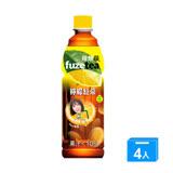 FUZE TEA飛想茶檸檬紅茶580ML*4