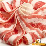 【極鮮配】牛五花火鍋肉片(200g±10%/包)適合火鍋、燒烤、香煎等多種料理