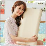 【eyah】膠原蛋白蜂巢乳膠枕-工學型-2入組